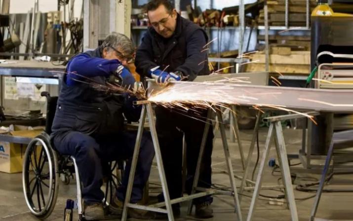Sólo 1 de cada 4 personas con discapacidad logra conseguir un empleo en Argentina
