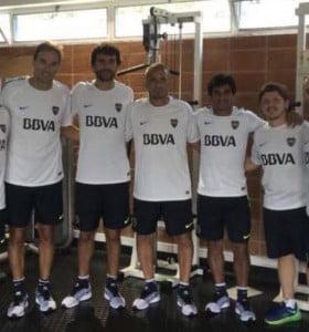 La primera medida de Riquelme como dirigente de Boca
