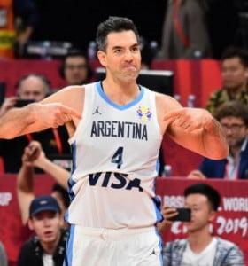 Luis Scola fue premiado con el Olimpia de Oro