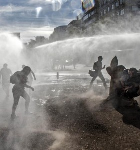 Nuevas protestas en Chile