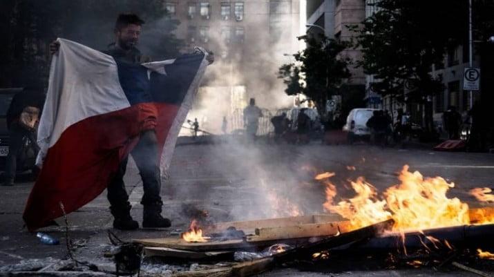 Chile: el Congreso aprobó realizar el plebiscito para reformar la Constitución