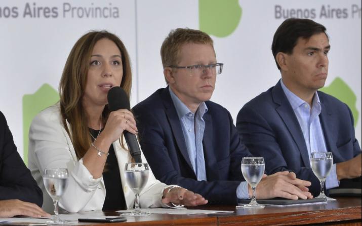 Vidal presiona al directorio del BAPRO para no entregar la Provincia en default