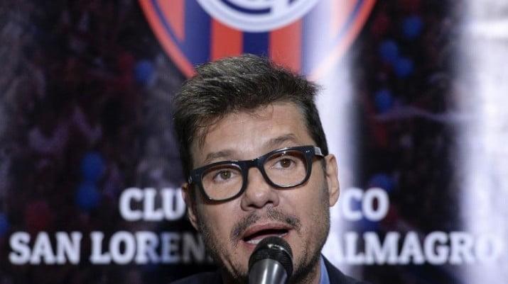 Confirmado: Tinelli será candidato a presidente en San Lorenzo