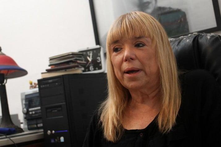 María Moreno dirigirá el Museo del Libro y de la Lengua
