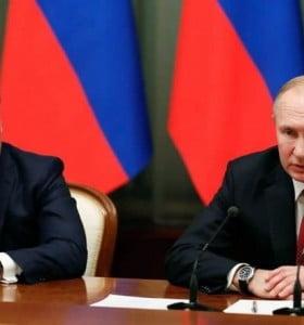 Renunció el primer ministro ruso, y todo el gabinete tras un anuncio de Putin