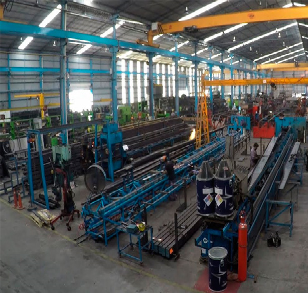 El uso de la capacidad instalada de la industria cayó al 60,7% en noviembre