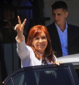 """Terminó la discusión: es Presidenta """"ta"""""""