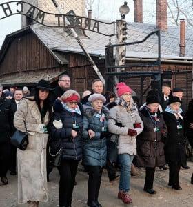 Auschwitz: sobrevivientes y líderes mundiales a 75 aniversario de la liberación