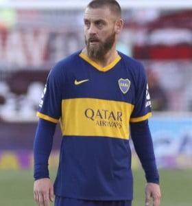 Daniele De Rossi sorprendió a todos y se fue de Boca