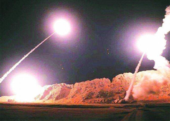 Irán atacó bases militares de EEUU en Irak y el petróleo sube 4%