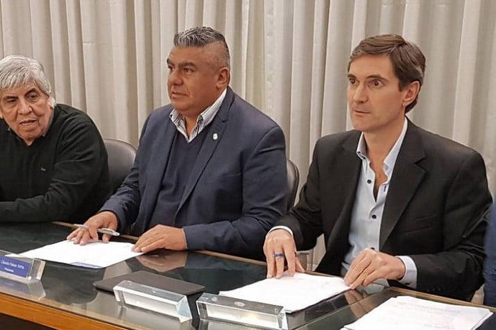 La grieta del fútbol argentino amenaza con postergar el reinicio del campeonato