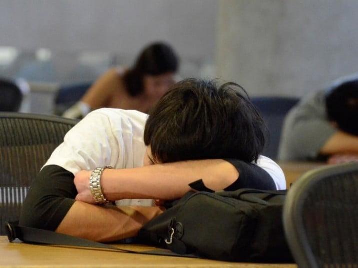 Adolescentes argentinos con jet lag social