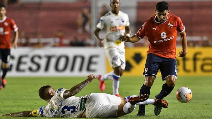 Independiente se repuso y le ganó a Fortaleza