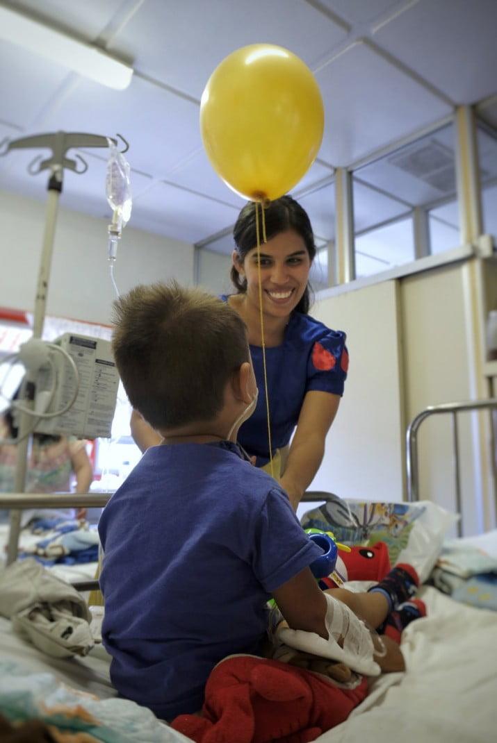 Unos 1.300 niños son diagnosticados con cáncer cada año en Argentina