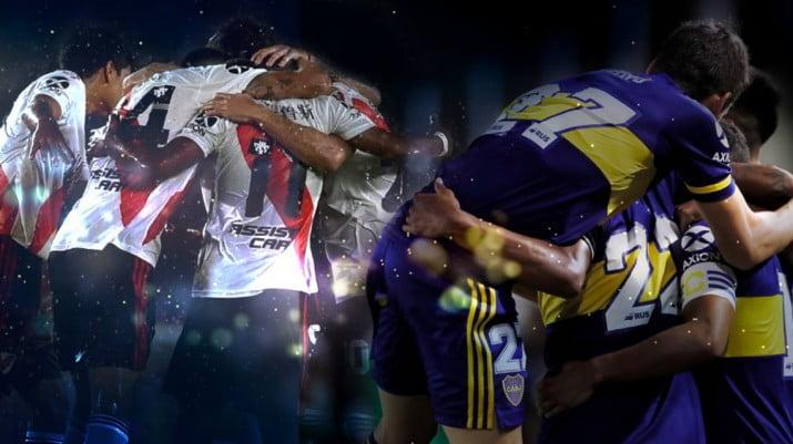 La recta final: el fixture de River y de Boca en la definición de la Superliga