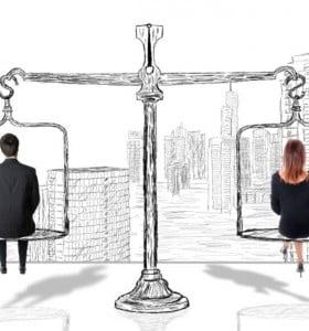 La brecha salarial entre hombres y mujeres alcanzó su mayor nivel en tres años