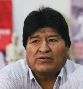 La justicia boliviana inhabilitó a Evo Morales para ser candidato a senador