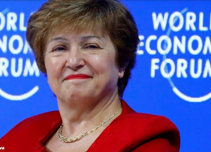 Georgieva ratificó que el FMI no aceptará una quita a la deuda de la Argentina