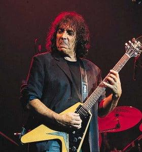 A 15 años de la muerte de Pappo, la primera guitarra del rock argentino