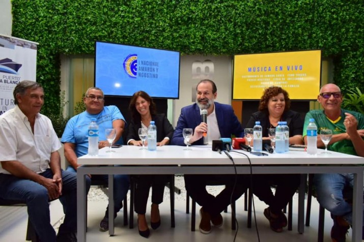 Susbielles presentó la edición 2020 de la Fiesta del Camarón y el Langostino