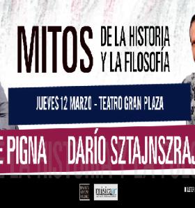 """""""Mitos de la historia y la filosofía"""""""