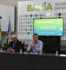 Bahía Blanca: cesan todas las actividades desde las 21 hasta las 6 AM