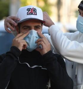 Coronavirus: el tapa nariz boca, obligatorio en Provincia de Buenos Aires