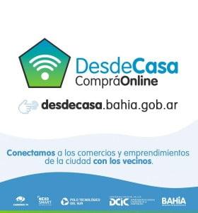 Bahía Blanca lanzó su propia plataforma para el comercio online