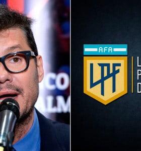La Liga Profesional de Fútbol abre un camino sin Grondona