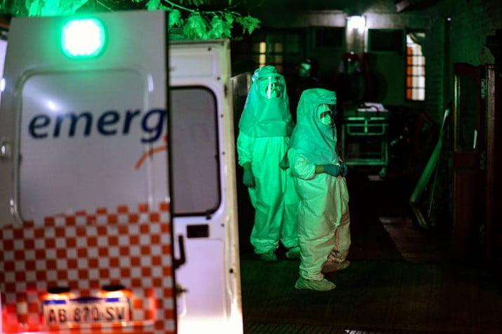 El Covid-19 ya se cobró 500 vidas en el país y son casi 14 mil los enfermos