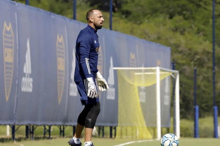 Boca no le renovará el contrato a Marcos Díaz