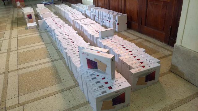 UNS entregará 200 tablets a estudiantes con problemas de conectividad