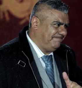 """""""Chiqui"""" Tapia será reelegido mañana como presidente de la AFA hasta 2025"""