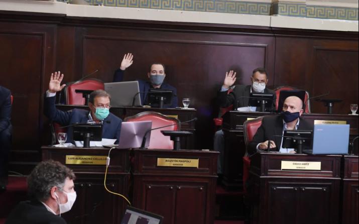 Senado bonaerense suspendió por 90 días las ejecuciones hipotecarias y prendarias