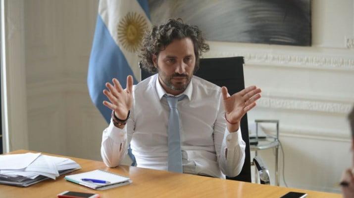 """Espionaje M: Cafiero acusó a Juntos por el Cambio de """"defensa corporativa"""""""