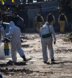 Se registró una muerte por hora y 840 nuevos casos de coronavirus