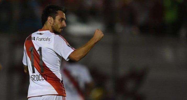 River confirmó la salida de Ignacio Scocco, que se acerca a Newell's