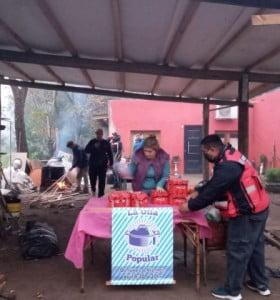 """""""Chango Solidario"""" de la UNS ya entregó más de 5 toneladas de alimentos"""