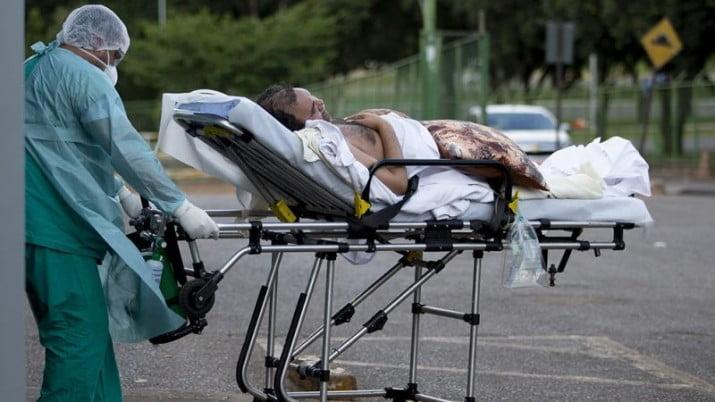Ascienden a 2.588 los fallecidos y 141.900 los contagiados en el país