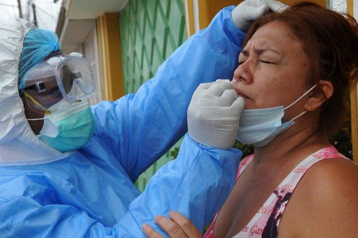 Otras 114 personas murieron y 6127 fueron diagnosticadas con coronavirus