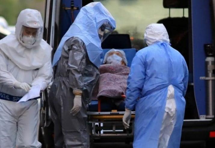 Se registraron 20 nuevas muertes y el total de fallecidos asciende a 2.913