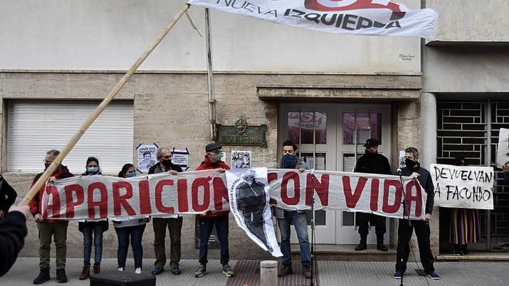 Bocinazo y caravana a 3 meses de la desaparición de Facundo
