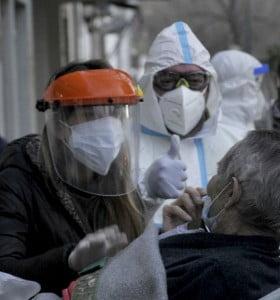 Brotes en todas las provincias y casos en regiones que estaban libres de coronavirus