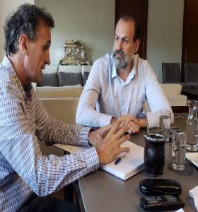Nación anunció una inversión de $200 millones para obras en Bahía