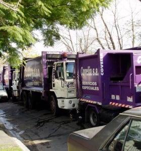 Covelia se encarga de la basura en 11 municipios de la Provincia