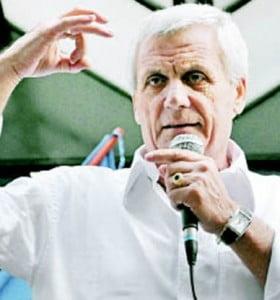 Caló rechazó los rumores y reivindicó su candidatura en la CGT