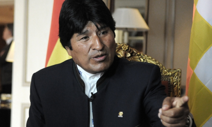 """Evo Morales pidió la renuncia de un ministro """"por mentir"""""""