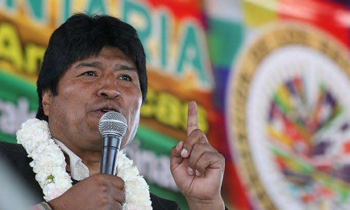 Evo Morales convocó a un gran acuerdo para erradicar la pobreza extrema en trece años