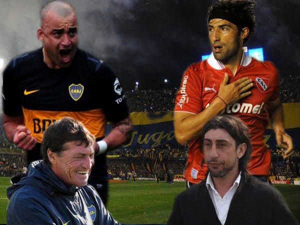 Boca enfrenta a Independiente por la Copa Sudamericana