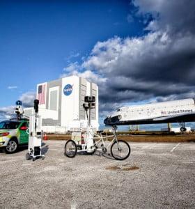 Google permite hacer una visita virtual al Centro Espacial Kennedy